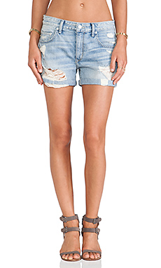 Lovers + Friends Dylan Boyfriend Short in Harper