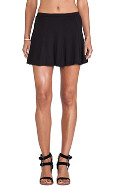 Lovers + Friends x REVOLVE Samantha Skirt in Black