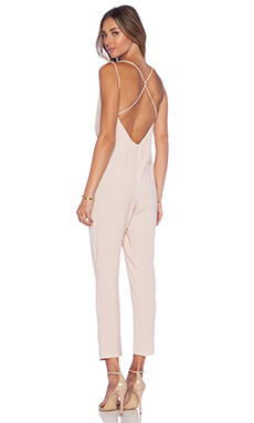 Lovers + Friends x REVOLVE My Way Jumpsuit in Blush
