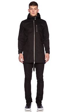 LPD New York Parka in Black