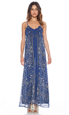 Love Sam Salima Maxi Dress in Marrakech Paisley