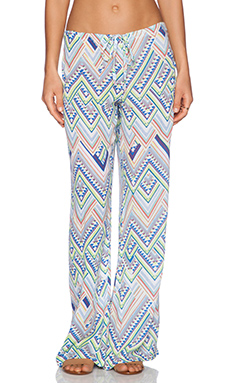 L*SPACE Antigua Pant in White
