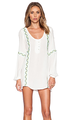 L*SPACE Coastline Tunic in Ivory