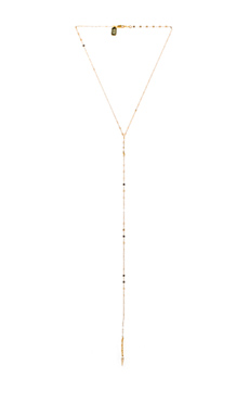 Lucky Star Curtain Call Necklace in Gold