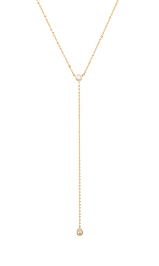 Lucky Star The Gem Necklace in Gold