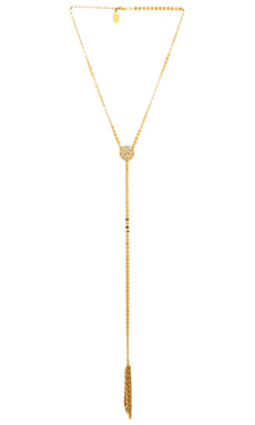 Lucky Star Cadiz Y Necklace in Gold