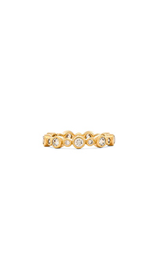 Lucky Star Bubble Ring in Gold