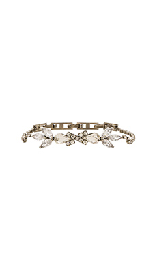Luv AJ Classique Chain Bracelet in Rose Gold