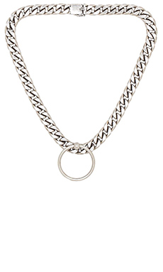 COLLIER PLASTRON RING OF FIRE