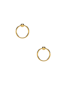 BOUCLES D'OREILLES RING OF FIRE