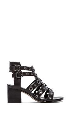Luxury Rebel Alva Sandal in Black