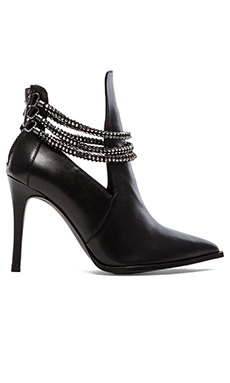Luxury Rebel Sienna Bootie in Black