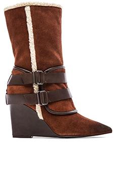 Luxury Rebel Rita Boot in Toast & Tmoro