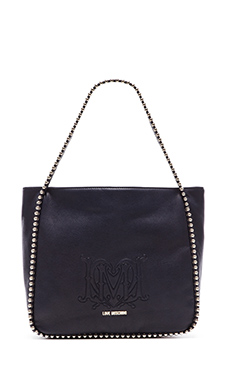 Love Moschino Shoulder Bag in Navy