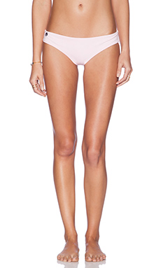 Maaji Camelia Bouquet Bikini Bottom in Light Pink