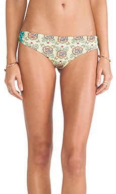 Maaji Bikini Bottoms in Lemon Cay
