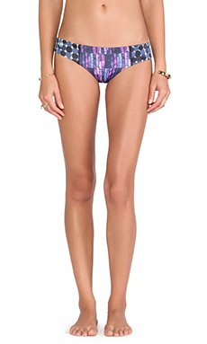 Maaji Cheeky Bikini Bottom in Diamond Stallion