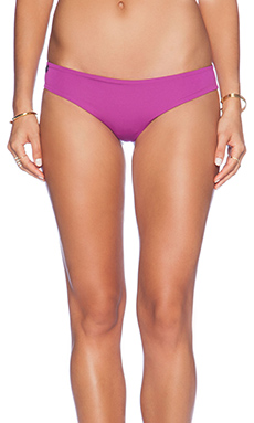 Maaji Chi Chi Bikini Bottom in Plum Lady