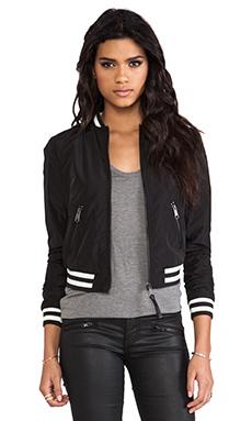 Mackage Bally Rainwear Jacket in Black