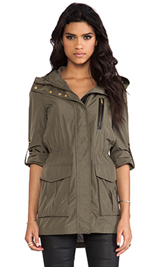 Mackage Gypsy Rainwear Jacket in Khaki
