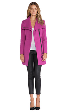 Mackage Valencia Jacket in Magenta