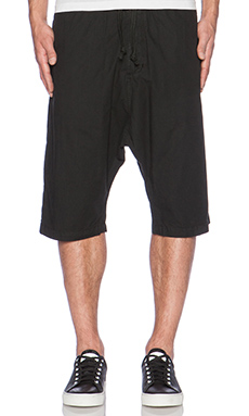 Maharishi Helmand Long Shorts in Black