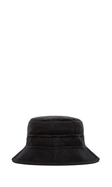 Maharishi Fisher Hat in Black