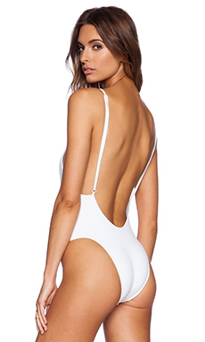 MINIMALE ANIMALE The Sea Salt Swimsuit in Conch