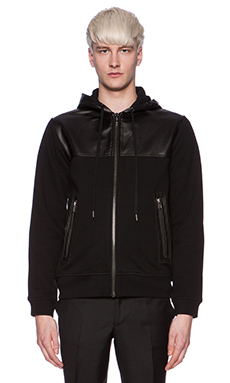 Marc by Marc Jacobs Luke Sweatshirt in Black