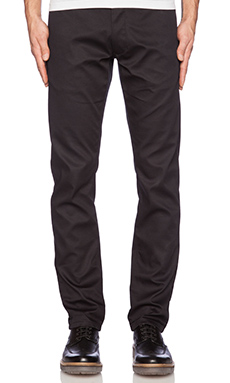 Marc by Marc Jacobs Camden Cotton Pants in Black