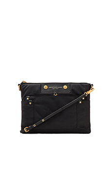 Marc by Marc Jacobs Preppy Nylon Tablet Computer Case in Black