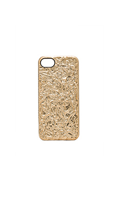 Marc by Marc Jacobs Foil iPhone 5 Case in Rose Gold