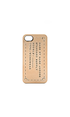 Marc by Marc Jacobs Standard Supply iPhone 5 Case in Metallic Rose Gold