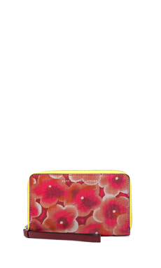 Marc by Marc Jacobs Sophisticato Aki Floral Wingman Wallet