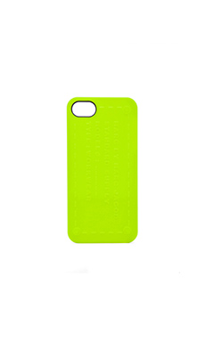Marc by Marc Jacobs Standard Supply iPhone5 Case in Safety Yellow