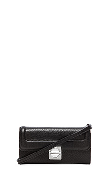 Marc by Marc Jacobs Top Schooly Grace X-Body in Black