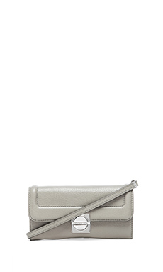 Marc by Marc Jacobs Top Schooly Grace X-Body in Opal Grey