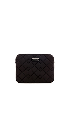 Marc by Marc Jacobs Crosby Neoprene Tablet Case in Black