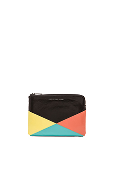 Marc by Marc Jacobs HVAC Mini Tablet Case in Black Multi