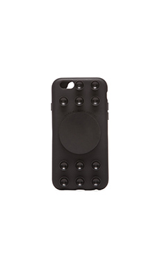 Marc by Marc Jacobs Suction Cup iPhone 6 Case in Black