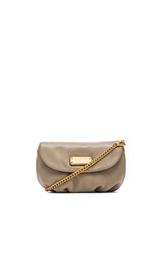 Marc by Marc Jacobs New Q Karlie Bag in Cement