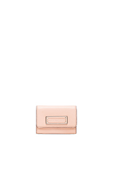 Marc by Marc Jacobs Too Hot to Handle Card Case in Tropical Peach