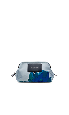 Marc by Marc Jacobs Preppy Legend Cosmetic Bag in Cloud Blue Multi