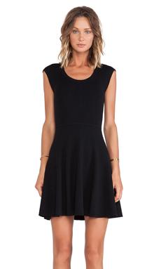 Marc by Marc Jacobs Wanda Sweater Dress in Black