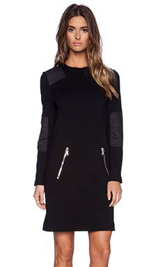 Marc by Marc Jacobs Jayden Stretch Dress in Black