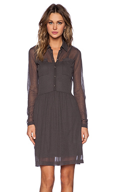 Marc by Marc Jacobs Sofia Sweater Dress in Shadow Grey