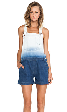 Marc by Marc Jacobs Short Overall in Mila