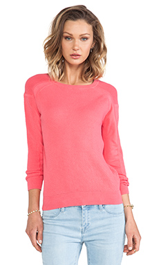 Marc by Marc Jacobs Sybil Sweater in Rosa Mexicana