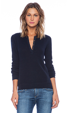 Marc by Marc Jacobs Brody Sweater in Normandy Blue