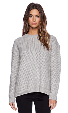Marc by Marc Jacobs Nora Sweater in Chrome Melange